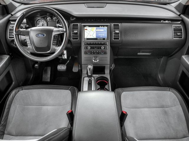 2012 Ford Flex Titanium w/EcoBoost Burbank, CA 8
