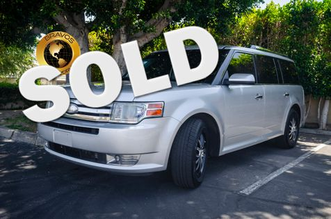2012 Ford Flex SEL in cathedral city