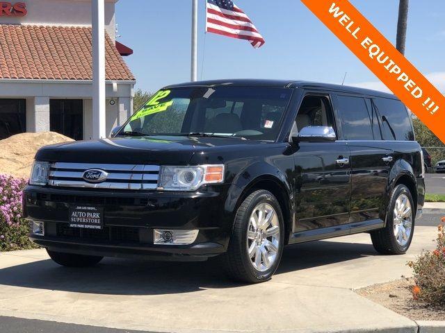 2012 Ford Flex Limited | San Luis Obispo, CA | Auto Park Sales & Service in San Luis Obispo CA