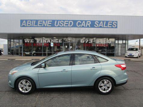 2012 Ford Focus SEL in Abilene, TX