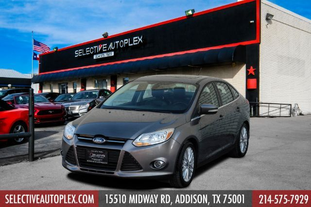 2012 Ford Focus SEL *SUNROOF*LEATHER*