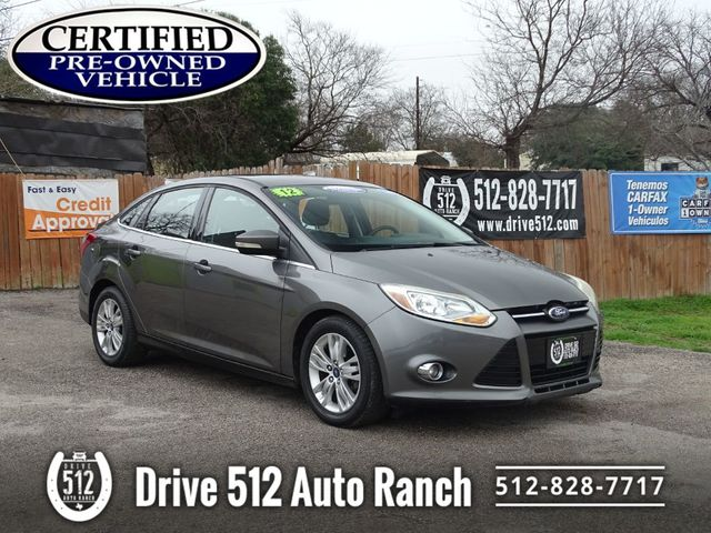 2012 Ford Focus SEL in Austin, TX 78745