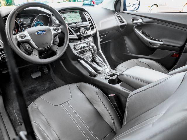 2012 Ford Focus Titanium Burbank, CA 9