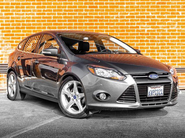 2012 Ford Focus Titanium Burbank, CA 1