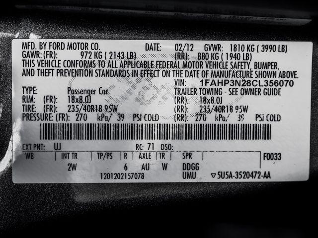 2012 Ford Focus Titanium Burbank, CA 30