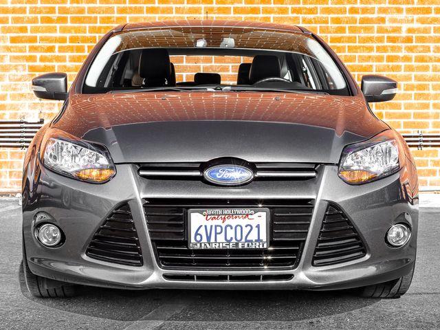 2012 Ford Focus Titanium Burbank, CA 2