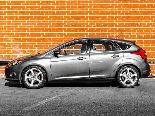 2012 Ford Focus Titanium Burbank, CA 4