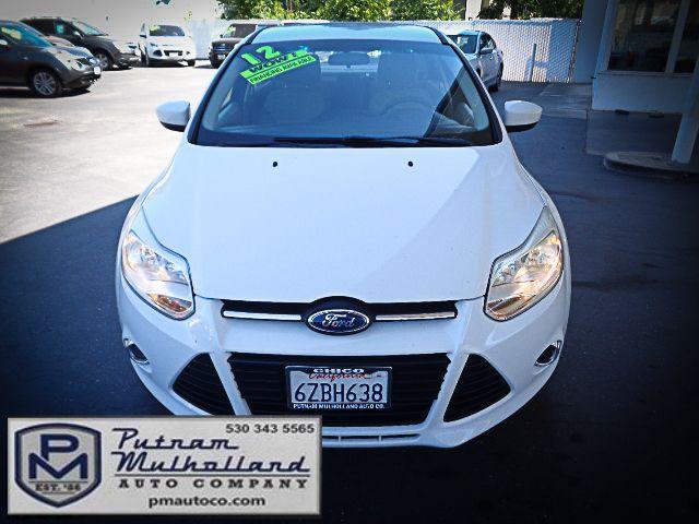 2012 Ford Focus SE Chico, CA 1