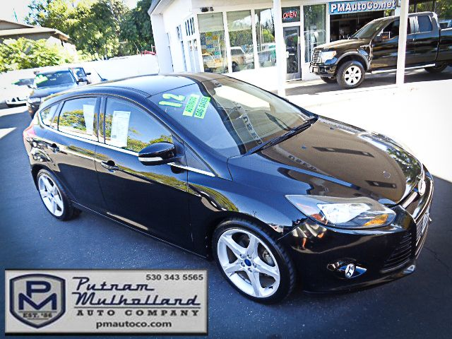2012 Ford Focus Titanium in Chico, CA 95928