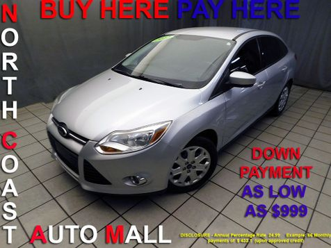 2012 Ford Focus SE As low as $999 DOWN in Cleveland, Ohio