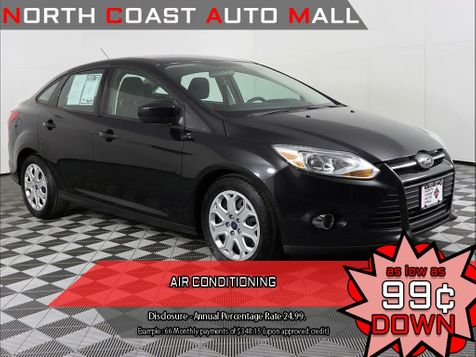 2012 Ford Focus SE in Cleveland, Ohio