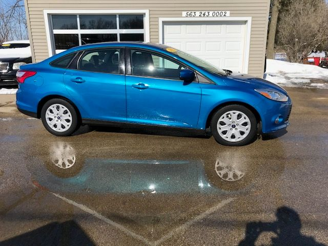 2012 Ford Focus SE in Clinton, IA 52732