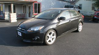 2012 Ford Focus Titanium in Coal Valley, IL 61240