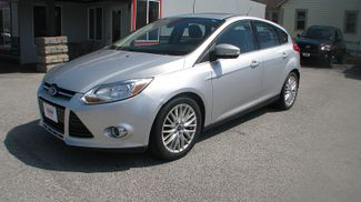 2012 Ford Focus SEL in Coal Valley, IL 61240