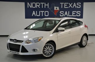 2012 Ford Focus SEL LEATHER ROOF SONY in Dallas, TX 75247