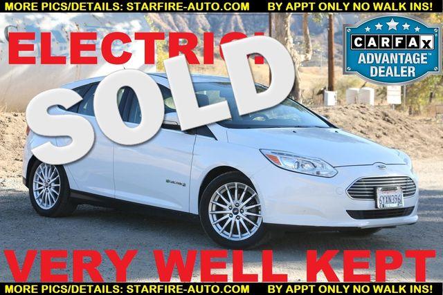 2012 Ford Focus Electric Santa Clarita, CA 0