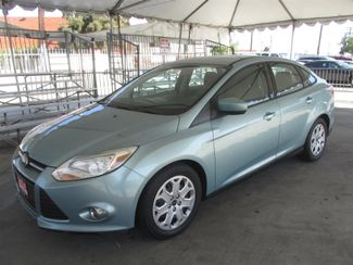 2012 Ford Focus SE Gardena, California 0