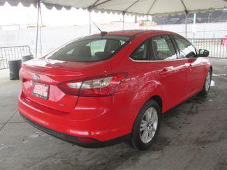 2012 Ford Focus SEL Gardena, California 2