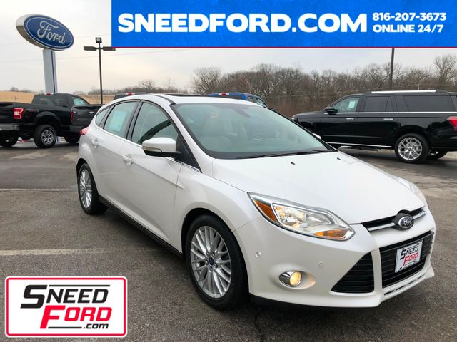 2012 Ford Focus SEL Hatchbcack in Gower Missouri, 64454