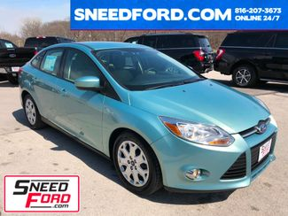 2012 Ford Focus SE Sedan in Gower Missouri, 64454