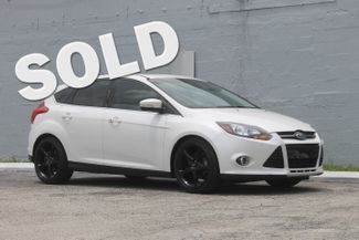 2012 Ford Focus Titanium Hollywood, Florida