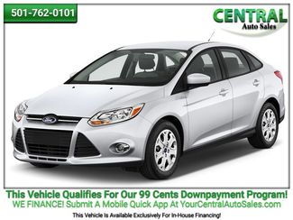 2012 Ford Focus in Hot Springs AR