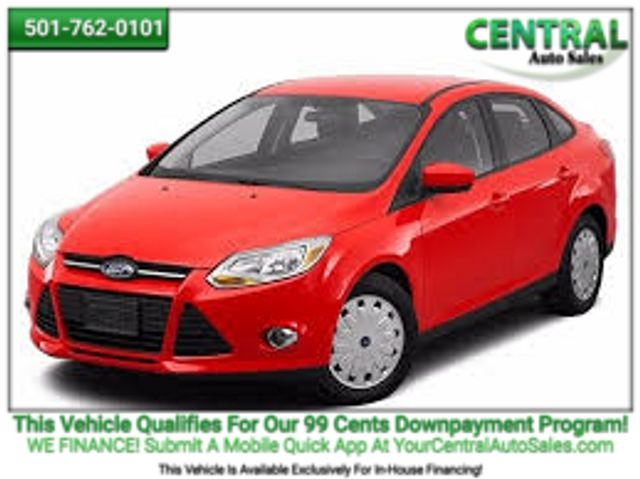 2012 Ford Focus SEL | Hot Springs, AR | Central Auto Sales in Hot Springs AR