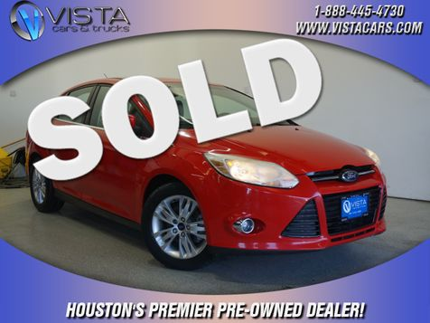 2012 Ford Focus SEL in Houston, Texas
