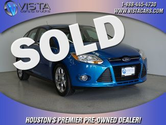2012 Ford Focus SEL  city Texas  Vista Cars and Trucks  in Houston, Texas