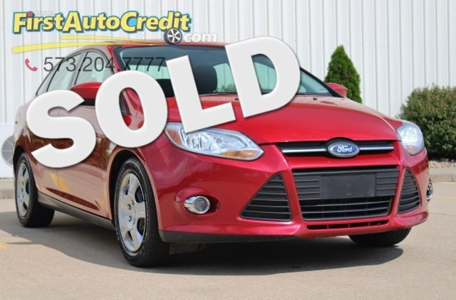 2012 Ford Focus SE in Jackson MO, 63755