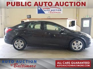 2012 Ford Focus SE   JOPPA, MD   Auto Auction of Baltimore  in Joppa MD