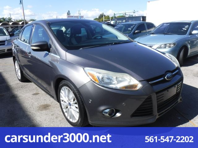 2012 Ford Focus SEL Lake Worth , Florida