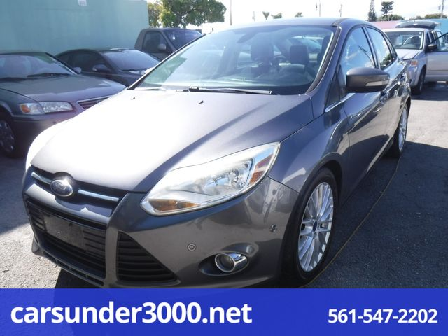 2012 Ford Focus SEL Lake Worth , Florida 1