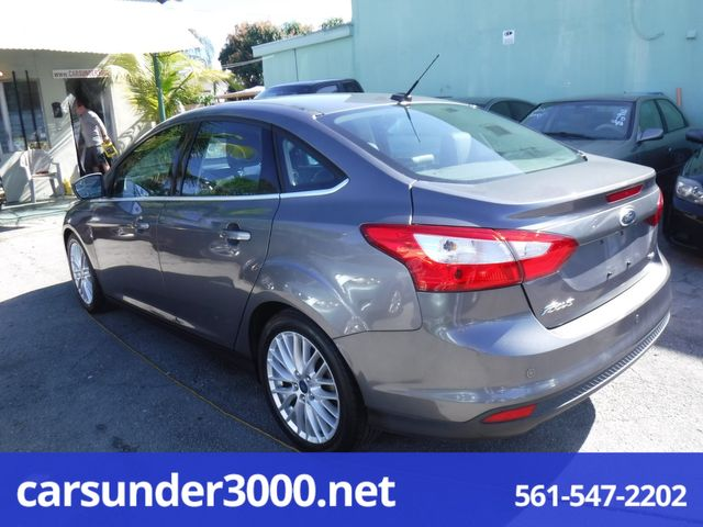 2012 Ford Focus SEL Lake Worth , Florida 2