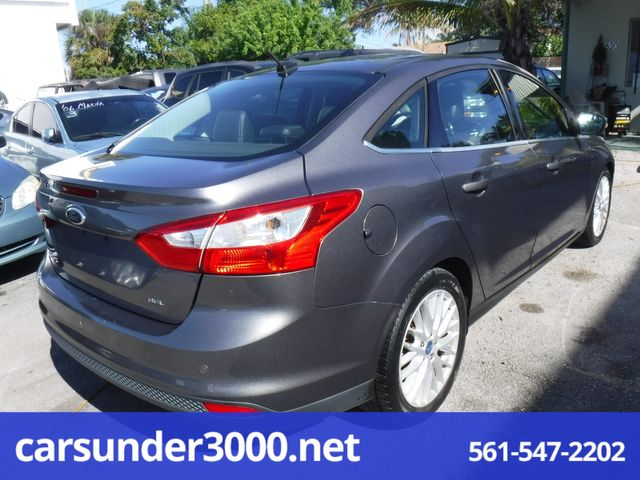 2012 Ford Focus SEL Lake Worth , Florida 3