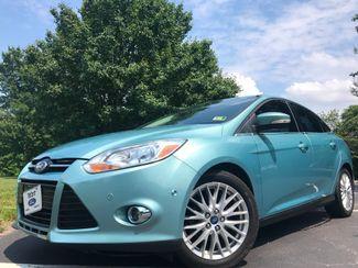 2012 Ford Focus SEL in Leesburg Virginia, 20175