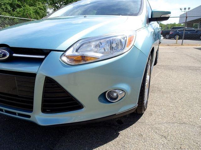 2012 Ford Focus SEL Madison, NC 9