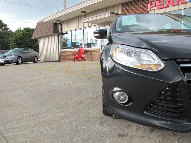 2012 Ford Focus SEL in Medina OHIO, 44256