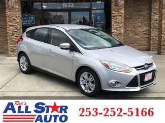 2012 Ford Focus SEL in Puyallup Washington, 98371