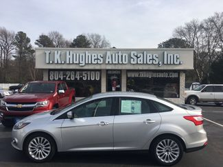2012 Ford Focus Titanium in Richmond, VA, VA 23227