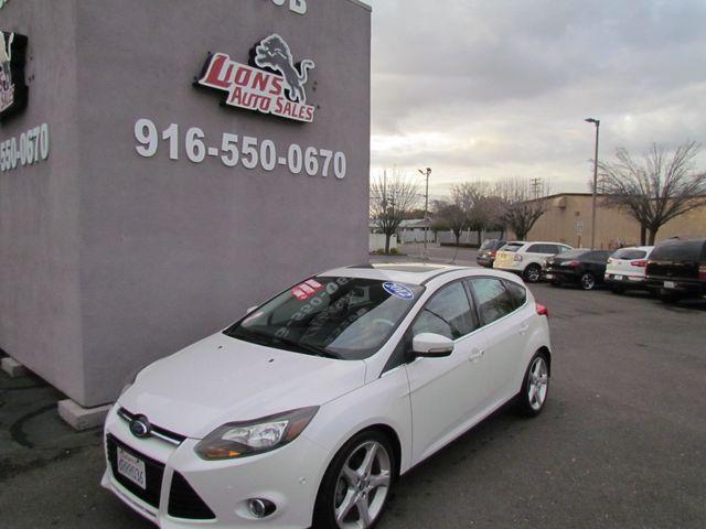 2012 Ford Focus Titanium in Sacramento, CA 95825