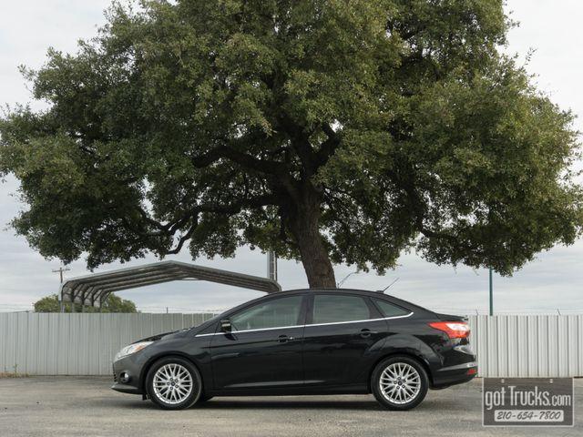 2012 Ford Focus SEL 2.0L I4