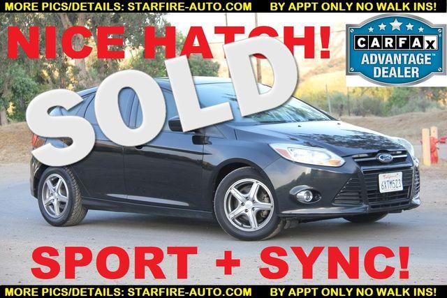 2012 Ford Focus SE Santa Clarita, CA 0