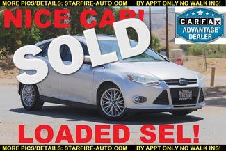 2012 Ford Focus SEL Santa Clarita, CA
