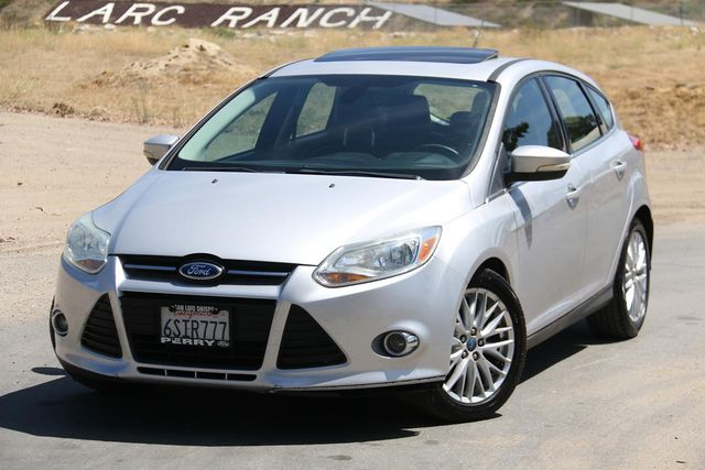 2012 Ford Focus SEL Santa Clarita, CA 4