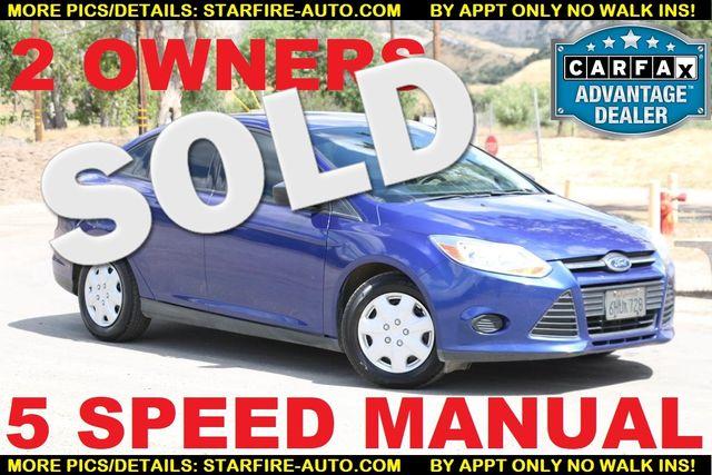 2012 Ford Focus S Santa Clarita, CA