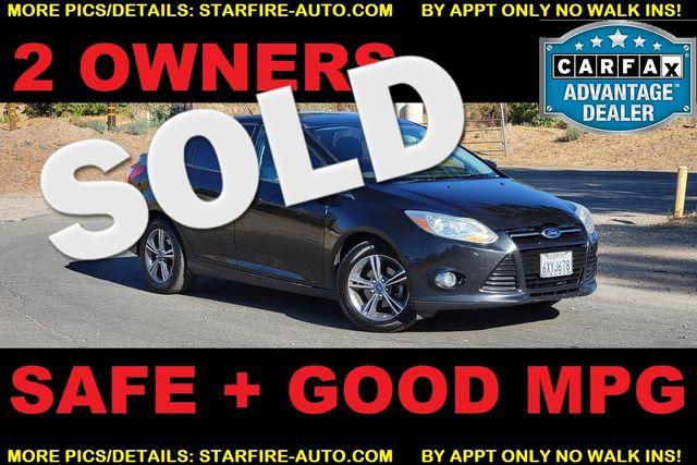 2012 Ford Focus SE SPORT PACK