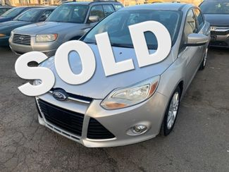 2012 Ford Focus SEL  city MA  Baron Auto Sales  in West Springfield, MA