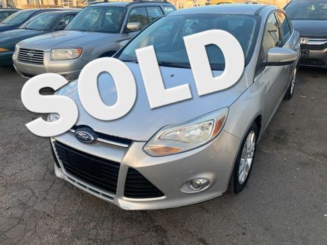 2012 Ford Focus SEL in West Springfield, MA