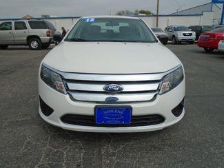 2012 Ford Fusion S  Abilene TX  Abilene Used Car Sales  in Abilene, TX